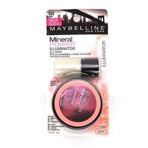 Maybelline Mineral Power I'lluminator- 620 Pink